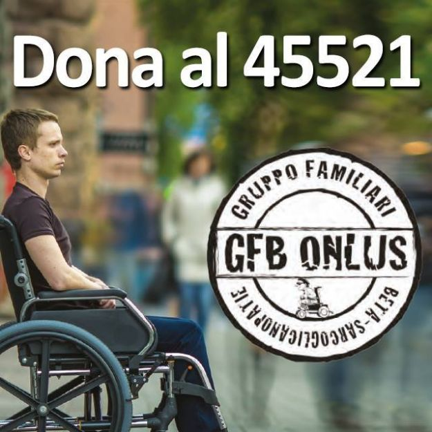 Campagna SMS GFB Onlus
